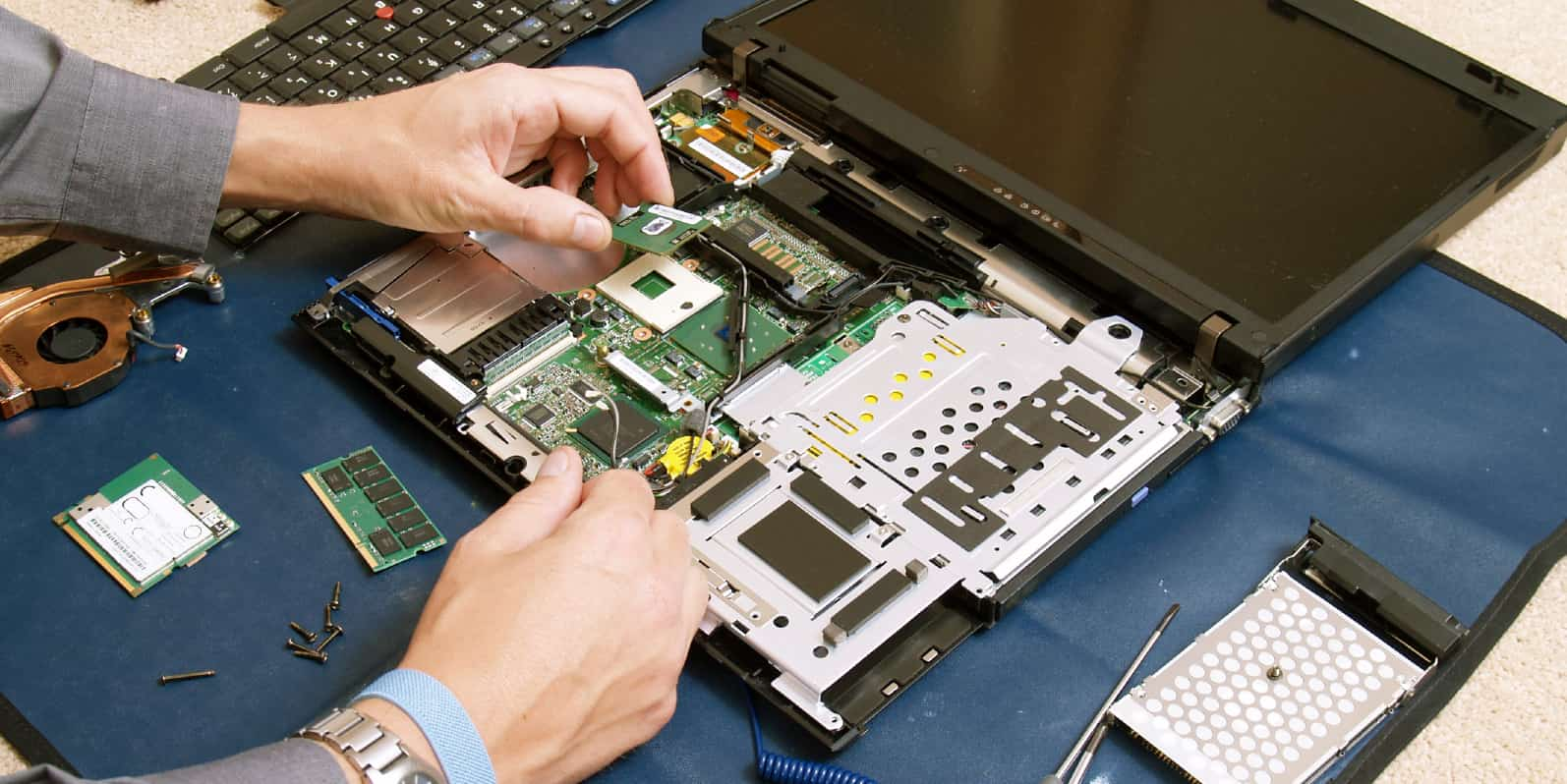 ремонт компьютеров спб